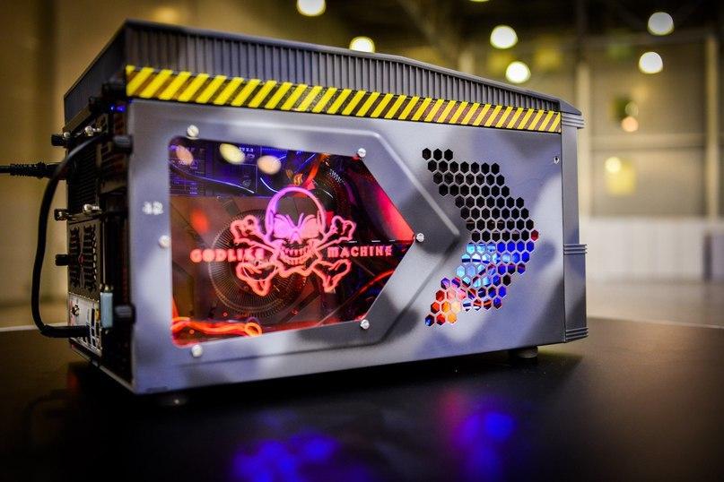 Танковый компьютер «Godlike Machine»