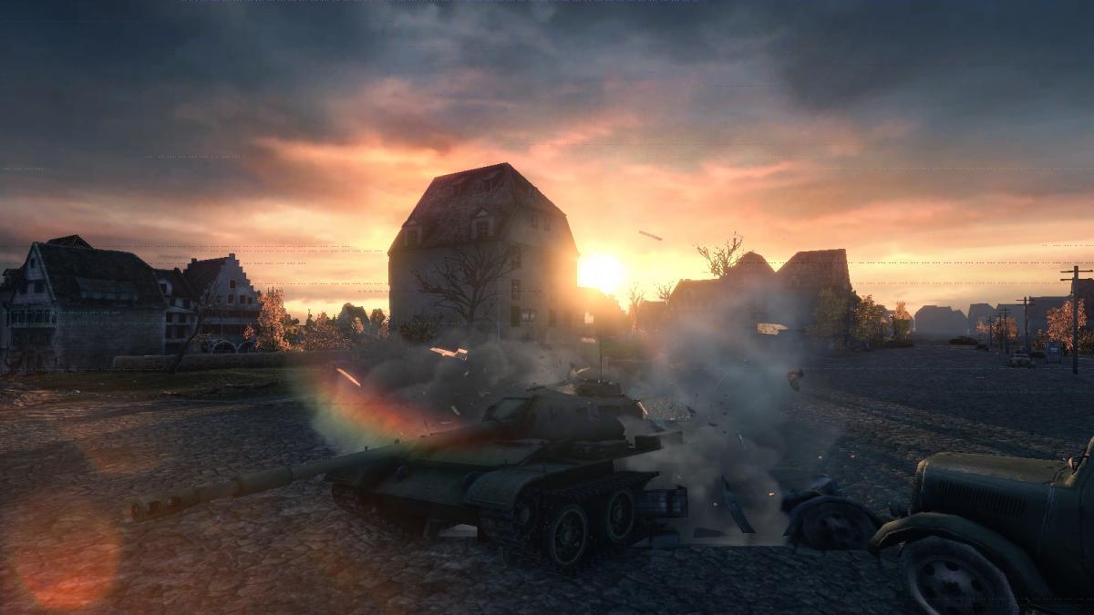 Cкриншоты world of tanks 0 9 1