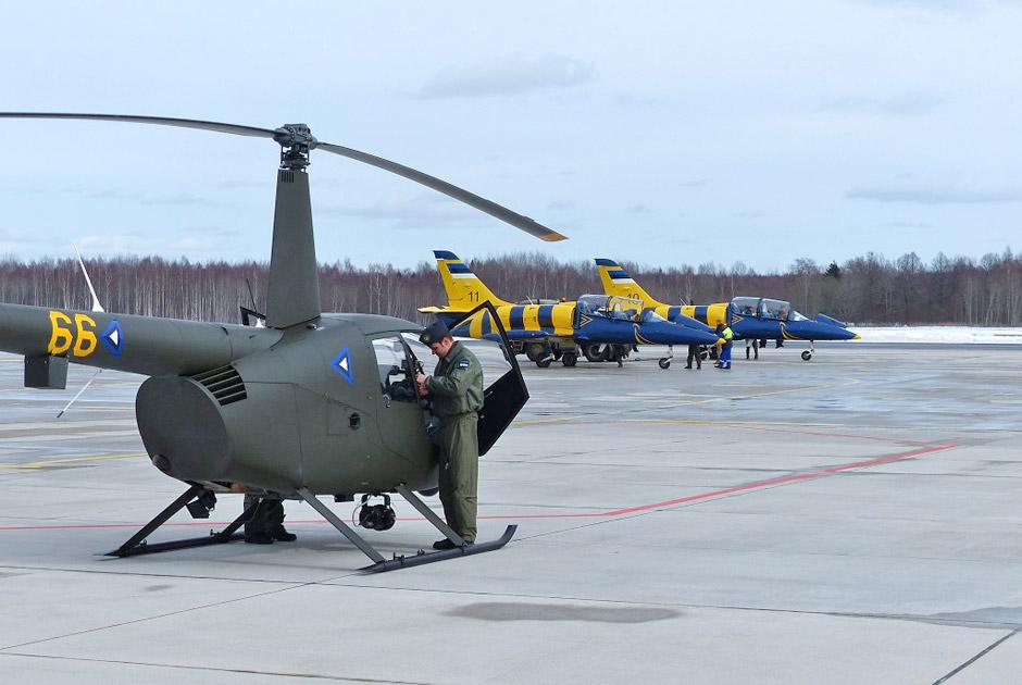Доверие Эстонии к НАТО: страх или вынужденная мера?