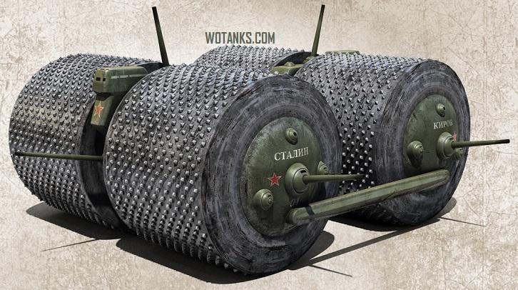 Сферические танки