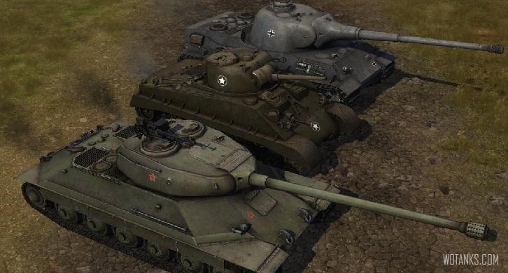 Какой танк лучше выбрать в World of Tanks?