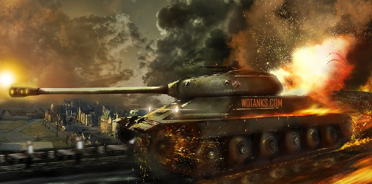 Какой танк лучше фармит?