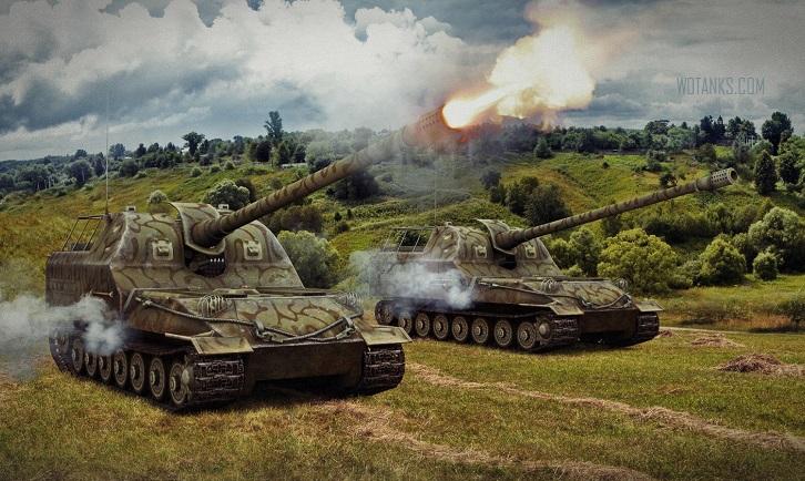Низкий фпс в World of Tanks