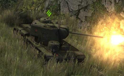 КВ-5 - Тяжелый советский танк