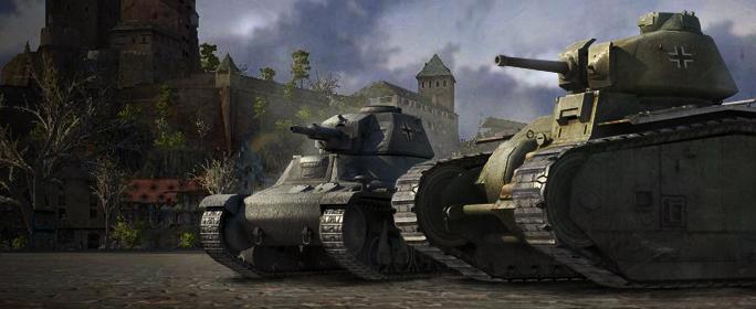Распродажа премиумных танков