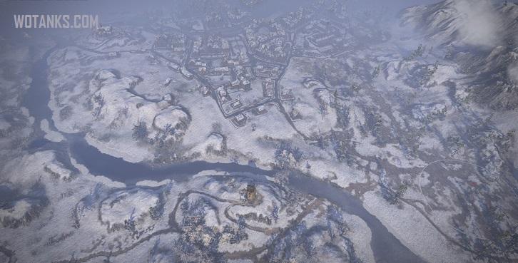 Карта Windstorm