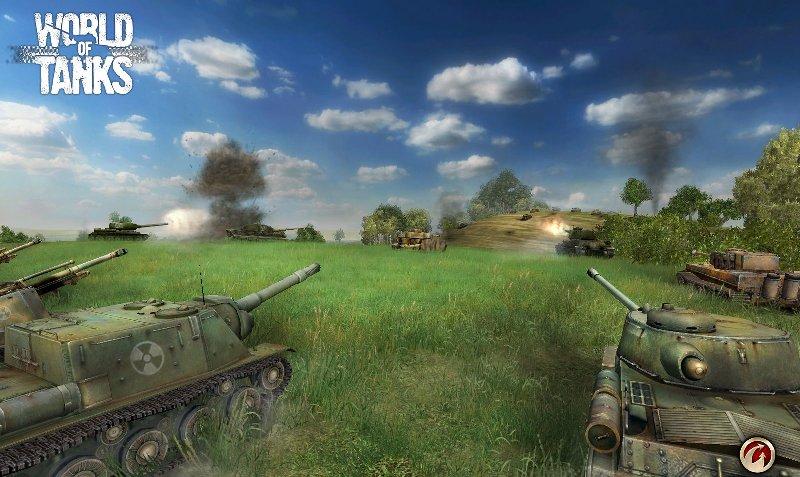 Обновление World of Tanks 0.7.0