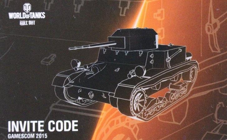 Действующий инвайт код для World of Tanks