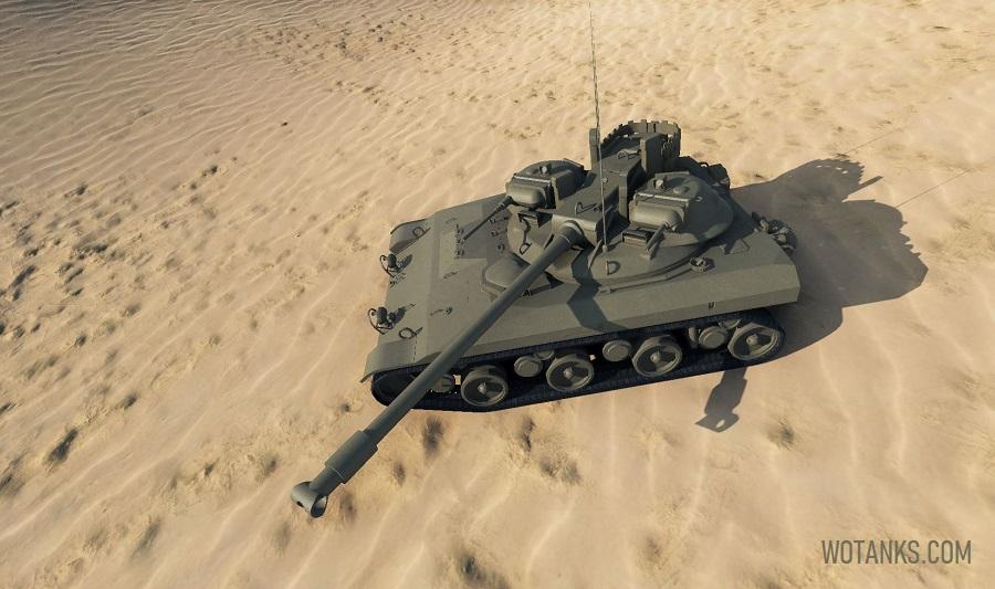 T92 премиум танк США
