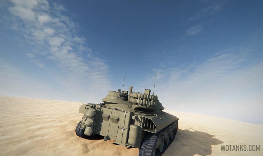 Премиум танки США в World of Tanks