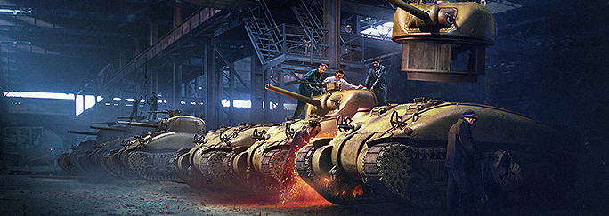 Новые танки в World of Tanks