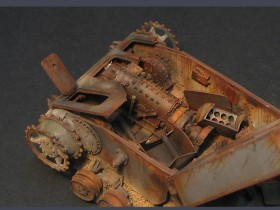 destroyed-Pz-IV-tank-model-14