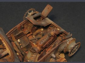 destroyed-Pz-IV-tank-model-15