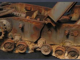destroyed-Pz-IV-tank-model-18