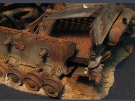 destroyed-Pz-IV-tank-model-20