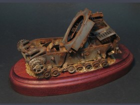 destroyed-Pz-IV-tank-model-6