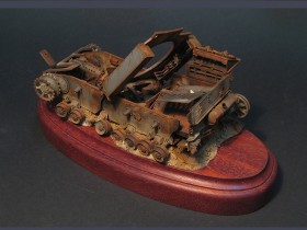 destroyed-Pz-IV-tank-model-9