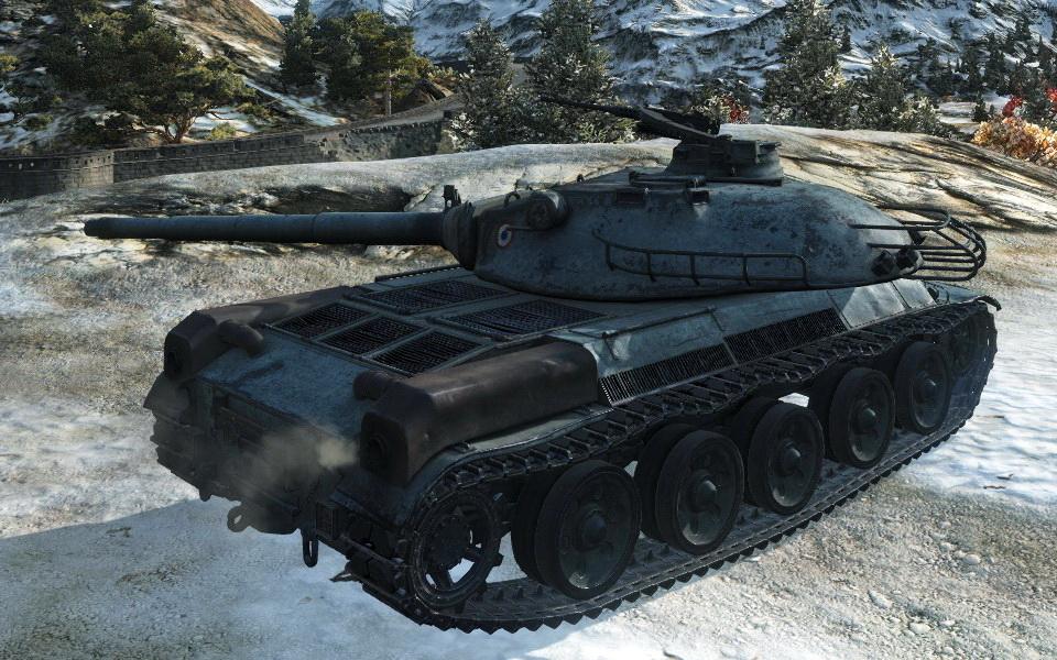 AMX 30 Prototype