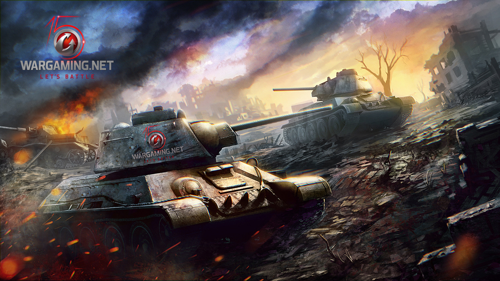 Обои Мир Танков