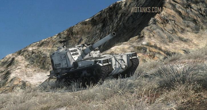 Обнаружение танков