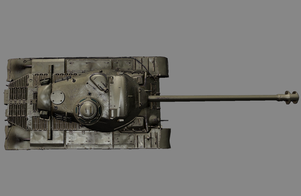 M46 Patton HD