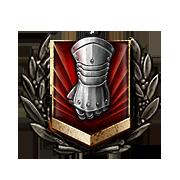 Медаль Бронетанковый кулак
