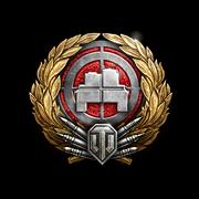 Танкист-снайпер медаль