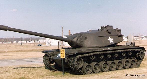 Американский танк М103