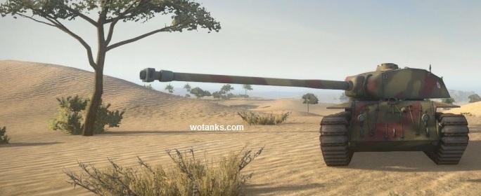 FCM 50 t - Французский премиумный тяжелый танк