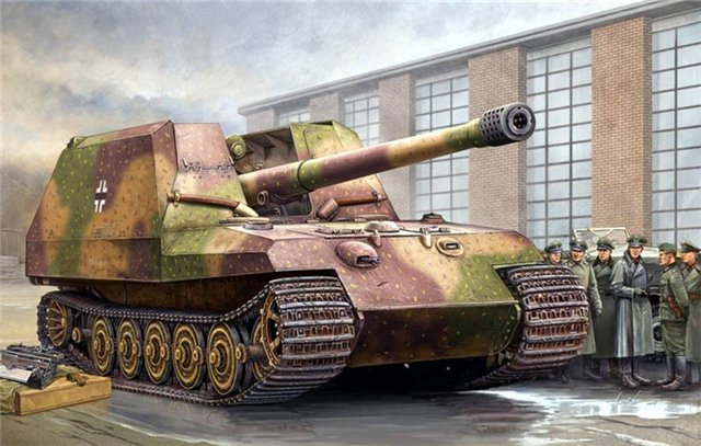 GW-Tiger - World of Tanks
