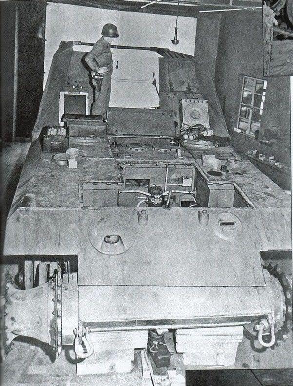GW Tiger - Вид спереди