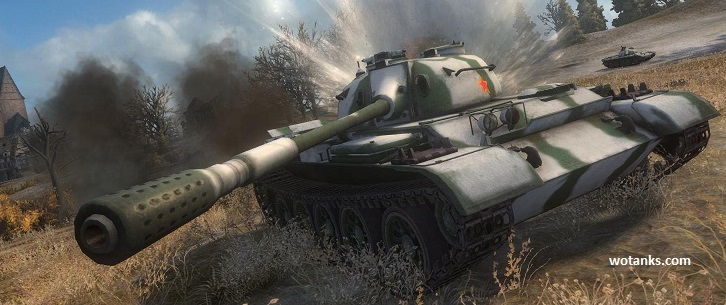 Мод озвучки для World of Tanks