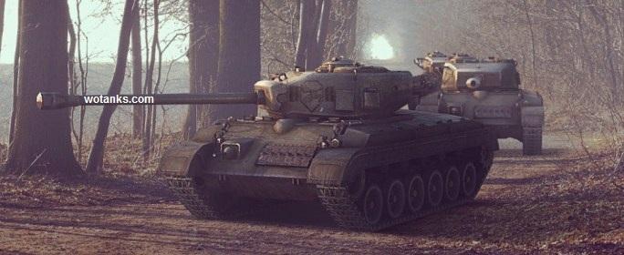 Видео гайд танка Т32