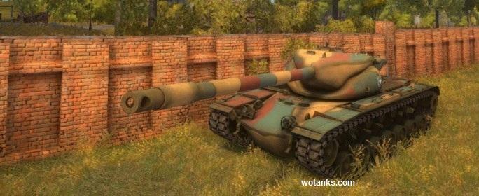 T57 Heavy - Американский тяжелый танк