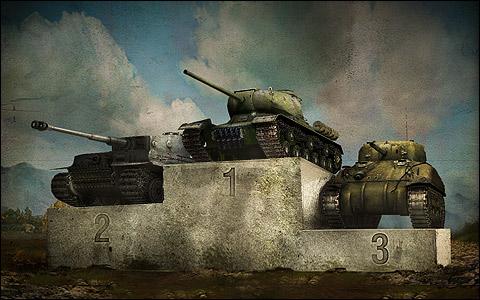Голосование за Мисс World of Tanks