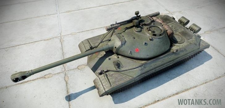 Как получить ИС 5 в World of Tanks