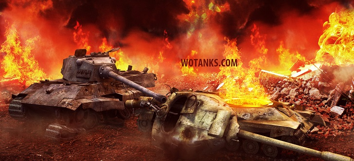 Игра World of Tanks в цифрах