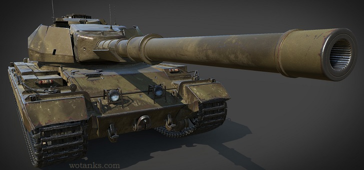 Conqueror в World of Tanks