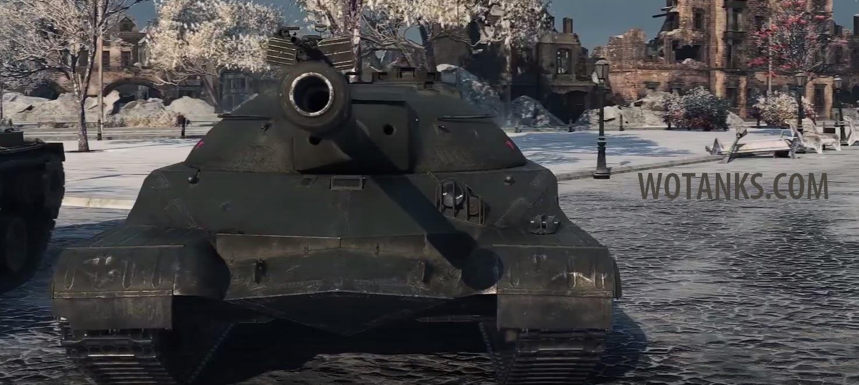 Советский средний танк 10 уровня Т-22