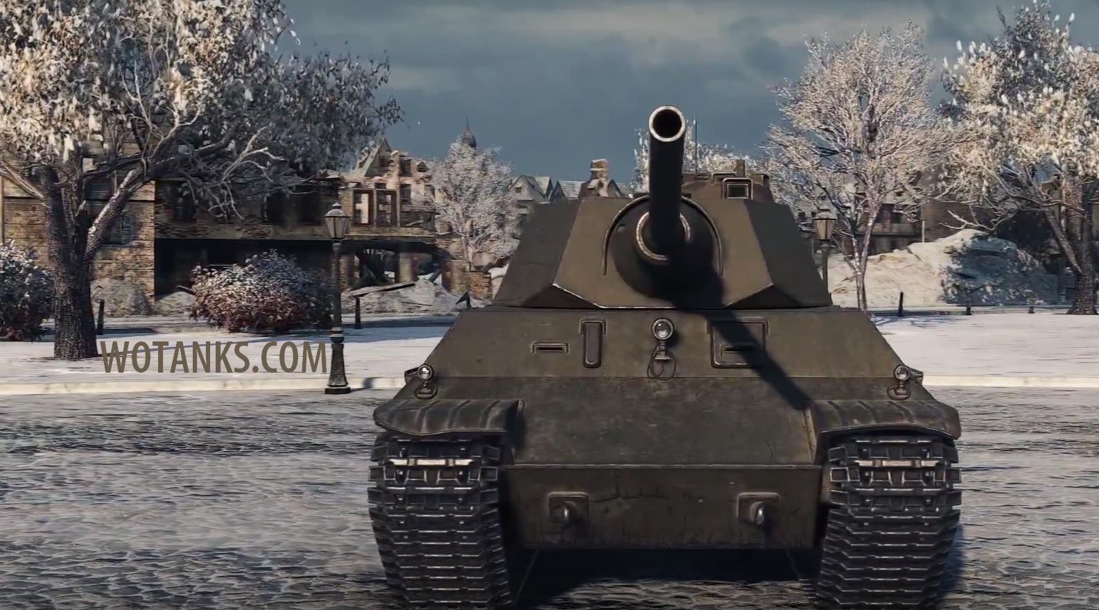 Чехословацкие танки в World of Tanks версии 0.9.10