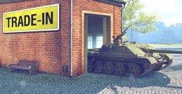 Обмен танков по Trade in в World of Tanks
