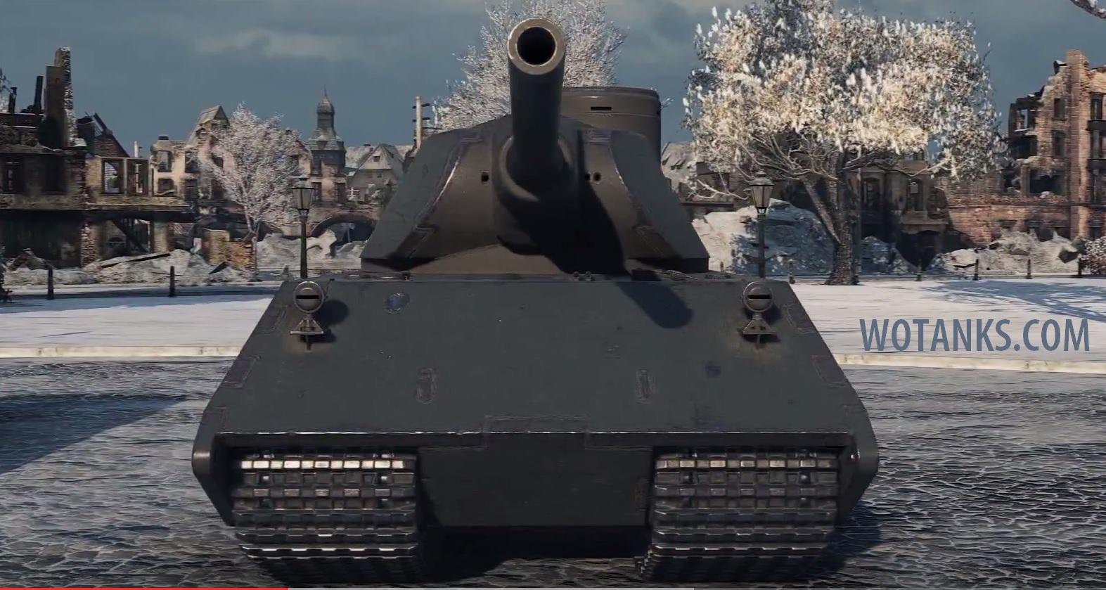 Немецкий танк 8 уровня VK10001P