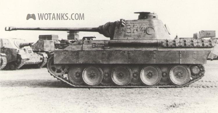 Немецкие танки история