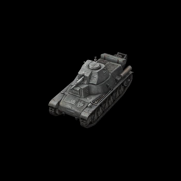 Прем танк 2 уровня Pz.Kpfw. 38H 735 (f)