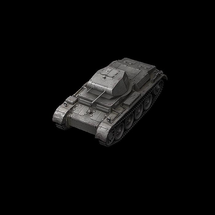 Прем танк 2 уровня Pz.Kpfw. II Ausf. D