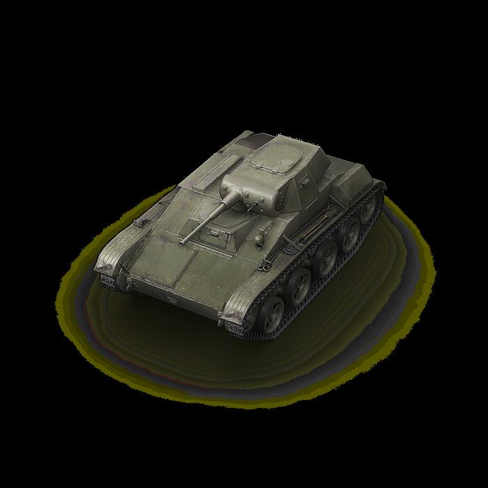 Прем танк 2 уровня Т-45