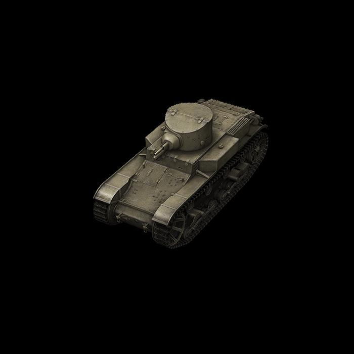 Прем танк 2 уровня Т1Е6