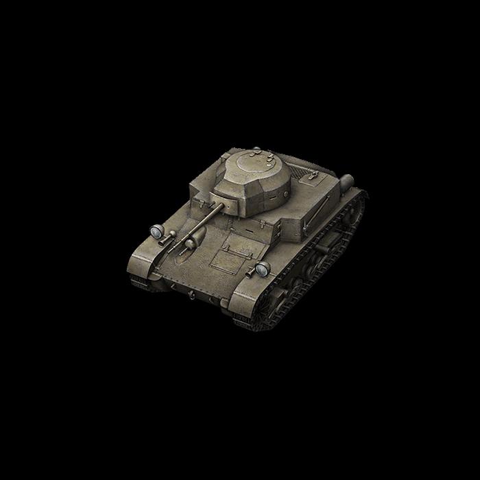 Прем танк 2 уровня T2 Light Tank