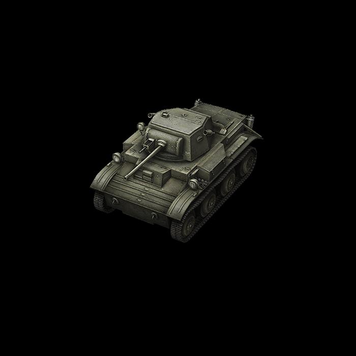 Прем танк 2 уровня Тетрарх