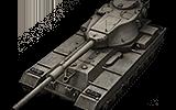 Тяжелый танк Великобритании - FV215b